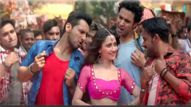 Nawabzaade-Song-Mummy-Kasam-Raghav-Juyal,-Punit-J-Pathak,-Dharmesh-Yelande-Sanjeeda-Shekh-starrer-Nawabzaade-new-Song-Mummy-Kasam-released