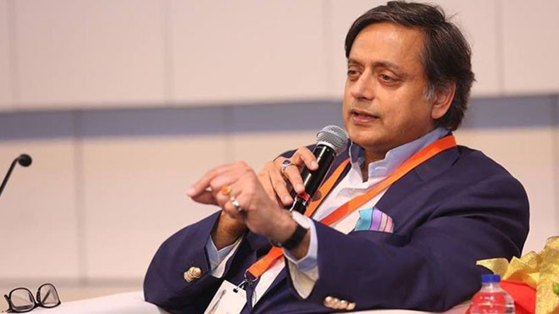 Shashi Tharoor on BJP Modi govt 2019 general elections Hindu Pakistan