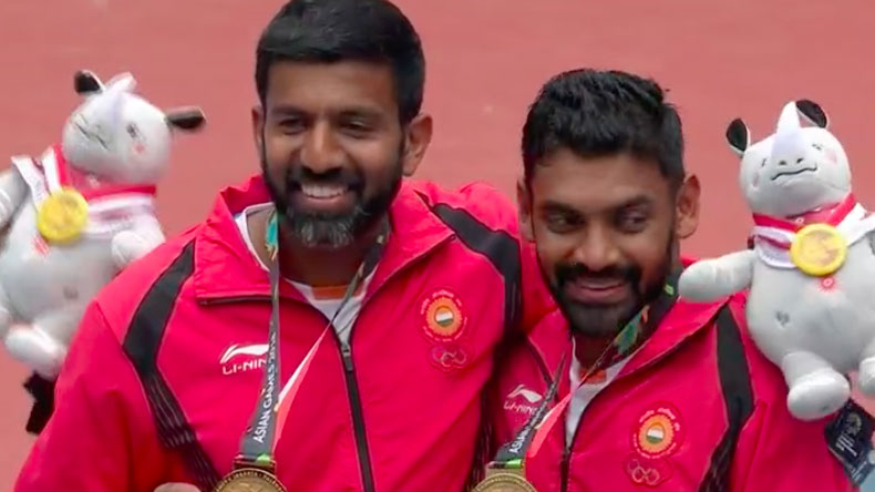 asian games 2018: Divij sharan profilee who wins gold medal with Rohan Bop