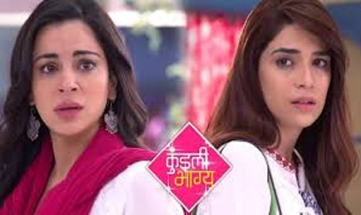 Kundali Bhagya 10 August  2018 Full Episode Written Update:preeta will save karan from honey trap