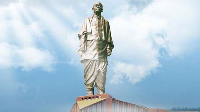 World-tallest-Sardar-Vallabhbhai-Patel's-Statue-of-Unity-is-ready