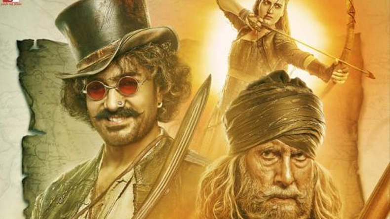 aamir khan amitabh bachchan thugs of hindostan gets poor review from movie critic atul mohan