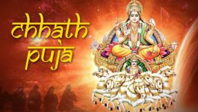 Happy Chhath Puja 2018 wishes in Hindi 2018