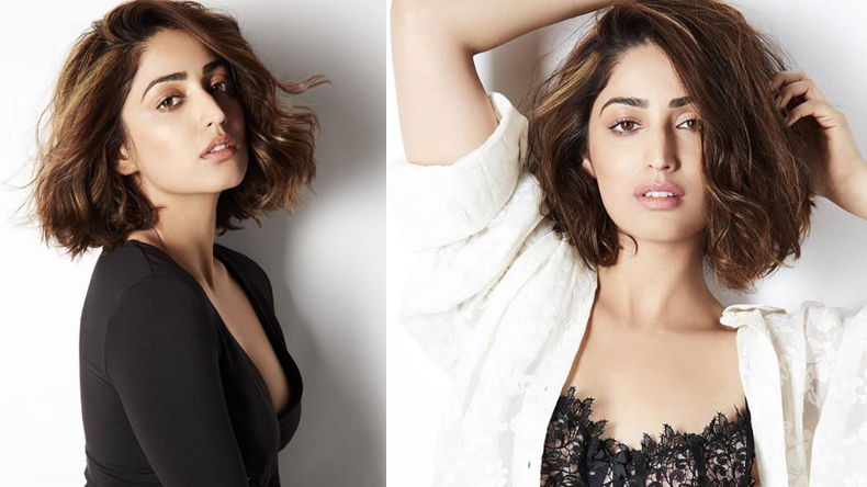 yami gautam scorhing hot photo in balck outfit makes you drool over her look