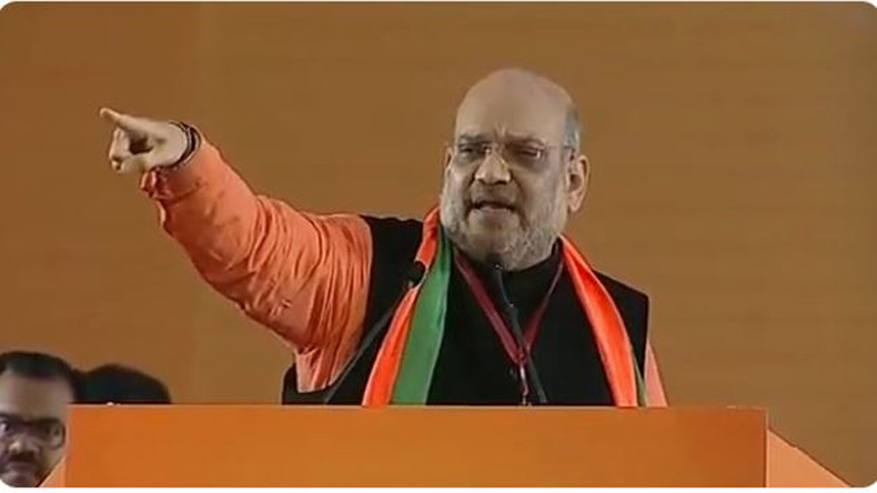 Amit Shah before election