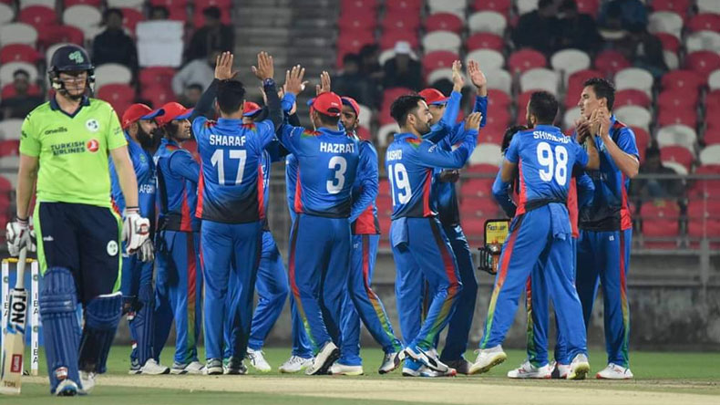 Ireland Vs Afghanistan Hd: Afghanistan Vs Ireland 3rd T20I: Afghanistan Defeated