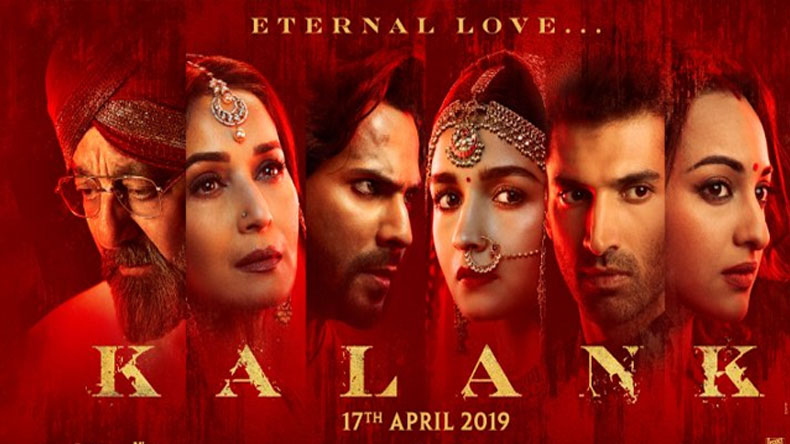 Kalank Advance Booking Open