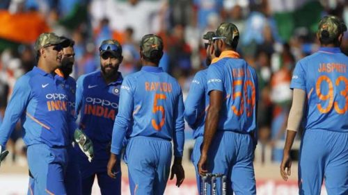 Pakistan complains ICC for Team India wearing Army cap