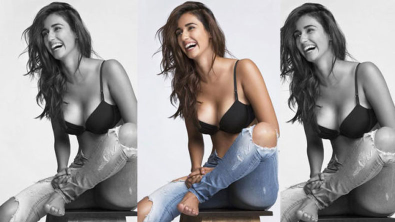 Disha Patani instagram video is too hot to handle, take a look