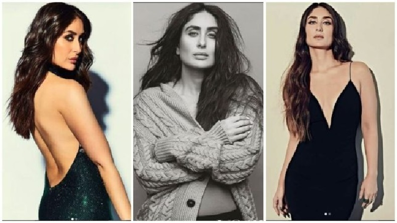 Kareena Kapoor looks stunning hot in bikini, watch bebo hot photoshoot video and photos