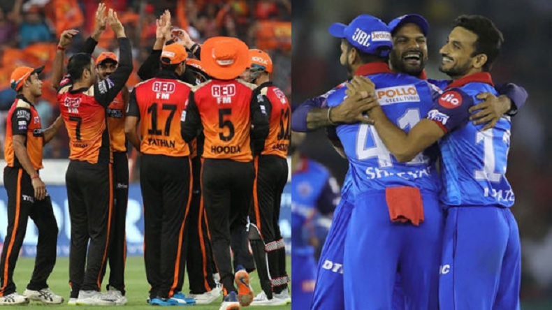 Sunrisers Hyderabad vs Delhi Capitals