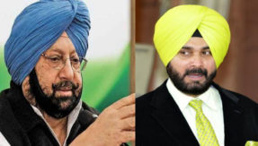 Navjot Singh Sidhu sacked as a local minister in Punjab govt