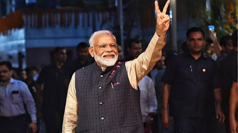 Narendra Modi swearing in ceremony guest list 2019
