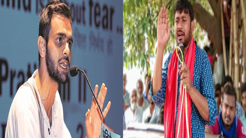 Controversial Sedition Cases against Kanhaiya Kumar, Hardik Patel, Binayak Sen, Arundhati Roy, Hard Kaur
