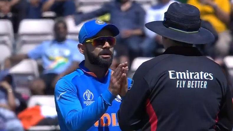 ICC World Cup 2019 Virat Kohli Finne Social Media Reaction