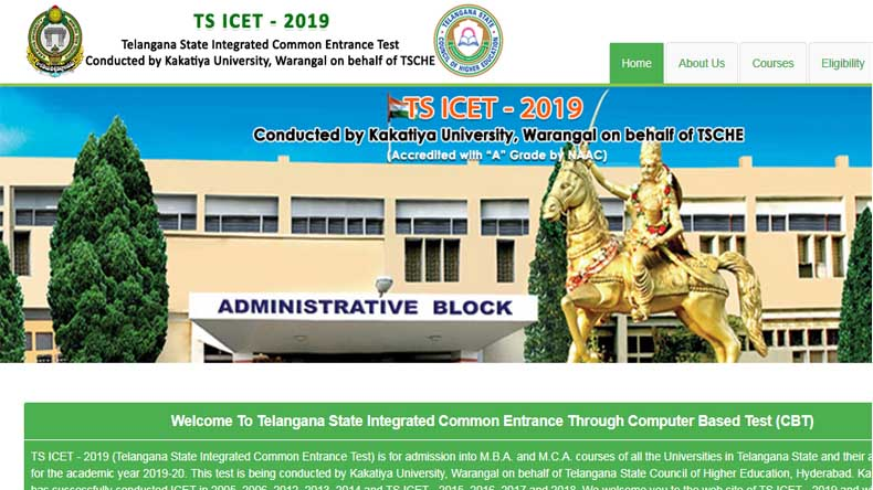 TS ICET 2019 Result