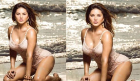 Sunny Leone hot sexy bikini video goes viral on internet