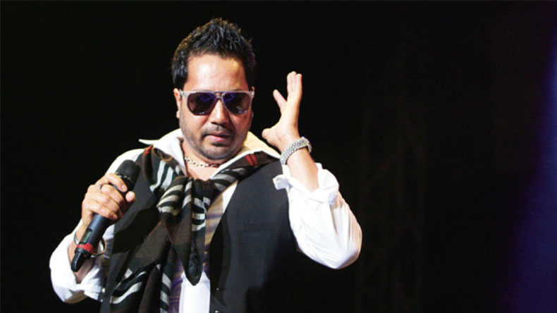 Mika Singh Ban From AICWA After Pakistan Performance
