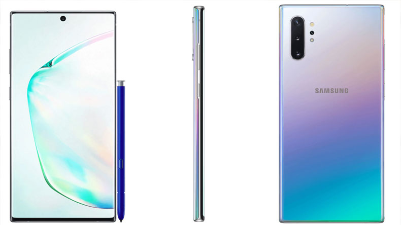 Samsung Galaxy Note 10, Galaxy Note 10+ Launch