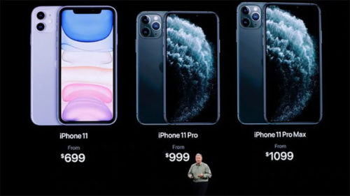 IPhone 11 Costs in India