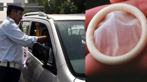 New Traffic Rules for Condom