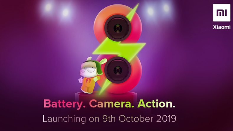 Xiaomi Redmi 8 India Launch