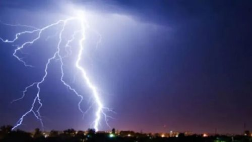Bihar Lightning Incident