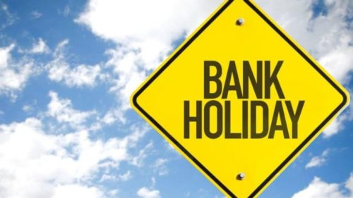 Bank Holidays in March
